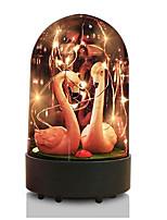 baratos -Decorações de férias Decorações Natalinas Natal Decorativa Preto 1pç