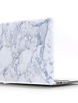 """Недорогие -MacBook Кейс Мрамор ПВХ для MacBook Air, 11 дюймов / Новый MacBook Pro 13"""" / New MacBook Air 13"""" 2018"""