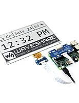 abordables -Waveshare 7.5inch hat e-paper640x384 7.5inch chapeau d'affichage e-ink pour la framboise pi