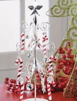 Недорогие -Праздничные украшения Рождественский декор Рождественские украшения Декоративная Серебряный 1шт