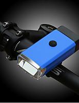 Недорогие -Передняя фара для велосипеда Светодиодная лампа Велосипедные фары Велоспорт Портативные, Прочный, Легкость 400 lm 3 батареи AAA Белый Велосипедный спорт / Рыбалка