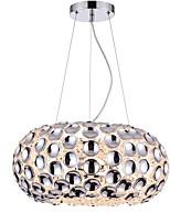 Недорогие -CXYlight 3-Light Шары Подвесные лампы Рассеянное освещение Электропокрытие Акрил Акрил Новый дизайн 110-120Вольт / 220-240Вольт