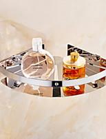 Недорогие -Полка для ванной Креатив Современный Нержавеющая сталь 1шт Односпальный комплект (Ш 150 x Д 200 см) На стену