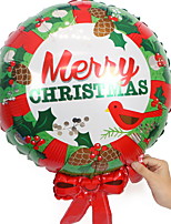 Недорогие -Праздничные украшения Рождественский декор Декоративные объекты Декоративная Зеленый 1шт