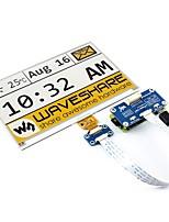 Недорогие -wavehare 7.5inch e-paper hat (c) 640x384 7,5-дюймовый экран для чернил для малины pi yellow / black / white трехцветный