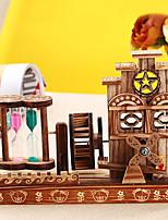 Недорогие -1шт Дерево Модерн / Средиземноморье для Украшение дома, Подарки / Домашние украшения Дары