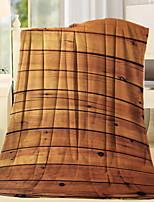 baratos -Flanela, Aplicação Sólido Flanela Tosão cobertores