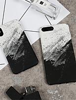 Недорогие -Кейс для Назначение Apple iPhone XR / iPhone XS Max С узором Кейс на заднюю панель Мрамор Твердый ПК для iPhone XS / iPhone XR / iPhone XS Max