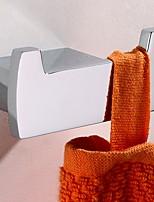 abordables -Crochet à Peignoir Design nouveau / Cool Moderne Acier inoxydable 1pc Montage mural