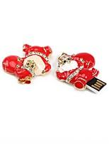 baratos -16GB unidade flash usb disco usb USB 2.0 Metal Irregular Armazenamento Wireless