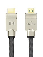 abordables -Kaiboer HDMI 2.0 Câble, HDMI 2.0 à HDMI 2.0 Câble Male - Male 4K*2K 10.0M (30ft)