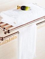Недорогие -Держатель для полотенец Креатив Современный Пластиковые & Металл 1шт Двуспальный комплект (Ш 200 x Д 200 см) На стену