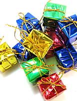 Недорогие -Рождество Праздник пластик Квадратный Оригинальные Рождественские украшения