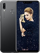 "Недорогие -Huawei Honor play Global Version 6.3 дюймовый "" 4G смартфоны ( 4GB + 64Гб 2 mp / 16 mp Hisilicon Kirin 970 3750 mAh mAh )"
