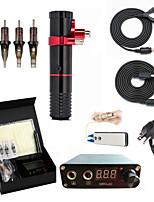 baratos -LANJUE TATTOO Máquina de tatuagem Kit de tatuagem profissional - 1 pcs máquinas de tatuagem, Profissional / Melhor qualidade / Criativo Liga de Alúminio Caneta de tatuagem / Pen tatuagem