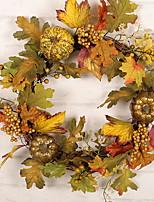 baratos -Decorações de férias Decorações Natalinas Enfeites de Natal Decorativa Verde 1pç