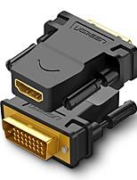 abordables -UGREEN HDMI 2.0 Adaptateur, HDMI 2.0 à DVI Adaptateur Mâle - Femelle 1080P