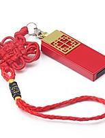 Недорогие -16 Гб флешка диск USB USB 2.0 Металл Необычные Беспроводной диск памяти