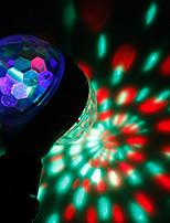 Недорогие -BRELONG® 1шт LED Night Light Светодиодный источник питания Творчество / Атмосферная лампа / Романтика 85-265 V