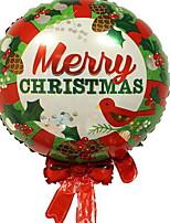Недорогие -Праздничные украшения Рождественский декор Рождество Для вечеринок / Декоративная Изумрудно-зеленый 1шт