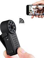 abordables -caméra hd mini grand angle wifi d3 ccd caméra simulée / caméra ir ipx-0