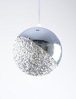 baratos -CXYlight Circular / Esfera Luzes Pingente Luz Descendente Galvanizar Metal Novo Design 110-120V / 220-240V