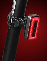 Недорогие -задние фонари Светодиодная лампа Велосипедные фары Велоспорт Водонепроницаемый, Быстросъемный, Прочный Перезаряжаемая батарея 1000 lm Перезаряжаемый Красный Велосипедный спорт - RAYPAL