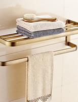 Недорогие -Держатель для полотенец Новый дизайн / Cool Античный Латунь 1шт Двуспальный комплект (Ш 200 x Д 200 см) На стену