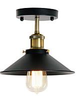 abordables -OYLYW Montage du flux Lumière dirigée vers le bas Finitions Peintes Métal Style mini 110-120V / 220-240V