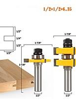 baratos -GUTMAX Alta Velocidade Ferramentas Fresa Reparação em casa Marcenaria & Carpintaria