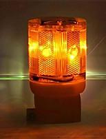 abordables -feux de détresse clignotants solaires brelong 1 pc