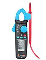 Недорогие -bside acm91 карманный измеритель зажима истинный среднеквадратичный 6000 счетчик переменного тока / ток постоянного тока 1 мА емкостной датчик температуры с задним зажимом