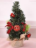 baratos -Decoração de Casa Plásticos / PE / Linho / Mistura de Algodão Decorações do casamento Natal / Casamento Natal / Tema Flores / Férias Todas as Estações