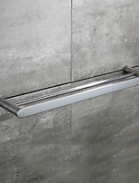 baratos -Prateleira de Banheiro Novo Design / Legal Moderna Aço Inoxidável 1pç Montagem de Parede