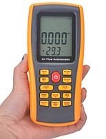 Недорогие -1 pcs Пластик Анемометр / инструмент Измерительный прибор / Pro 0 - 999900 GM8902