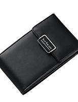 Недорогие -Жен. Мешки PU Мобильный телефон сумка Молнии Темно-зеленый / Темно-серый / Винный