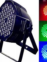 Недорогие -1шт 120 W 3200~5600 lm 54 Светодиодные бусины Диммируемая Простая установка Градиент цвета Светодиодные театральные лампы RGB 220-240 V Деловой Выступление Холл / лестничная площадка