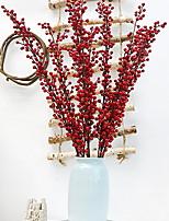 Недорогие -Праздничные украшения Украшения для Хэллоуина Хэллоуин Развлекательный Декоративная Красный 1шт