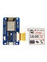 Недорогие -wavehare электронная бумага esp8266 плата водителя универсальная электронная бумага необработанная панель драйвера для ноутбука esp8266 wifi wireless