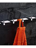 abordables -Crochet à Peignoir Design nouveau / Cool Moderne Acier inoxydable / fer 1pc Montage mural