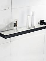 Недорогие -Полка для ванной Новый дизайн / Cool Modern стекло / Металл 1шт На стену