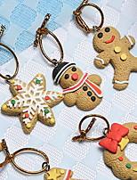 Недорогие -Рождество Праздник PVC Для вечеринок Рождественские украшения