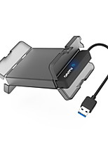 Недорогие -MAIWO Корпус жесткого диска Автоматическое конфигурирование ABS смолы USB 3.0 K105
