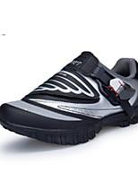 Недорогие -Детские / Взрослые Обувь для велоспорта Дышащий, Anti-Shake, Вентиляция Шоссейные велосипеды / Велосипеды для активного отдыха / Велосипедный спорт / Велоспорт Серебряный / Красный / Зеленый