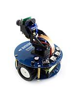 abordables -waveshare alphabot2-pizero wh (en) alphabot2 kit de construction de robot pour framboise pi zéro wh (embases wifi pré-soudées intégrées)