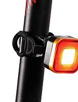 Недорогие -задние фонари Светодиодная лампа Велосипедные фары Велоспорт Водонепроницаемый, Портативные, Быстросъемный Перезаряжаемая батарея 1000 lm Перезаряжаемый Красный Велосипедный спорт - RAYPAL