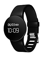 Недорогие -Смарт Часы E-TLWD3 для Android iOS Bluetooth Измерение кровяного давления Сенсорный экран Израсходовано калорий Регистрация деятельности Информация