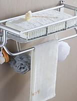 baratos -Barra para Toalha Novo Design / Legal Moderna Alumínio 1pç Casal (L200 cm x C200 cm) Montagem de Parede