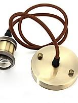 baratos -CXYlight Mini Luzes Pingente Luz Descendente Galvanizar Metal Estilo Mini, Novo Design 110-120V / 220-240V