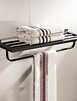 abordables -Barre porte-serviette Design nouveau / Cool Moderne Métal 1pc Montage mural